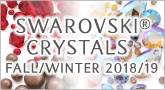 SWAROVSKI CRYSTALS FALL/WINTER 2018/19